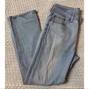 Levi's 514 men's relaxed fit jeans sz 32 / 30